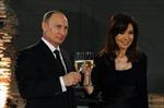 Tổng thống Argentina thăm chính thức Nga