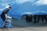Phát hiện máy bay không người lái trên nóc Văn phòng Thủ tướng Nhật