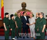 Thủ tướng gặp mặt cựu chiến binh, thanh niên xung phong