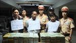 Bắt 3 người nước ngoài, thu giữ 227 bánh heroin