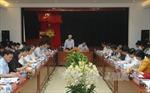 Tổng Bí thư Nguyễn Phú Trọng thăm, làm việc tại tỉnh Cao Bằng