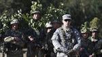 Nga lo ngại sự hiện diện của quân đội Mỹ tại Ukraine