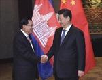 Trung Quốc, Campuchia hợp tác 'Vành đai và con đường'
