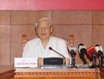 Đôn đốc chống tham nhũng tại 10 tỉnh, 4 bộ