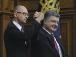 Thủ tướng Ukraine quyết không để liên minh cầm quyền đổ vỡ