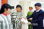 Hà Nội: Giảm án, tha tù cho 177 phạm nhân