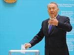Bầu cử Tổng thống Kazakhstan- Chiến thắng của niềm tin