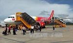 Nhiều chuyến bay Vietjet Air bị ảnh hưởng thời tiết tại TP.HCM
