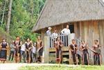 Ghi dấu văn hóa dân tộc Mơ Nâm tại làng Kon Tu Rằng