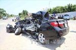Xe giường nằm tông chết 4 người trên xe Camry