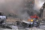 Nổ lớn tiêu diệt hàng chục tay súng IS ở Đông Syria
