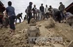 Nạn nhân thảm họa động đất tại Nepal lên tới 6.841 người