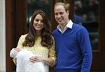 Vương quốc Anh chào đón tiểu Công chúa