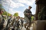 Mỹ rút Vệ binh Quốc gia khỏi Baltimore