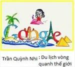 Chín tác phẩm đầu tiên vào chung kết Doodle 4 Google!