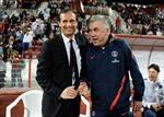 Ancelotti và Allegri: Gặp nhau trên đỉnh cao