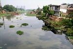 Khẩn trương hoàn thành cải tạo hệ thống sông Hà Nội