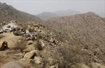 Phiến quân Houthi tấn công thị trấn của Saudi Arabia