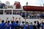 Khởi động Hành trình tuổi trẻ vì biển đảo quê hương