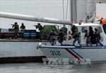 Philippines, Nhật Bản diễn tập chống cướp biển