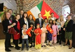 Giữ bản sắc Việt trong 'mái ấm' Ireland
