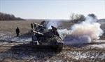 Nhóm Tiếp xúc về Ukraine nhất trí tiếp tục rút vũ khí