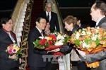 Chủ tịch nước đến Moskva dự lễ kỷ niệm Ngày Chiến thắng