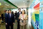 Công chúa Thái Lan thăm Nhà máy Unilever tại Củ Chi