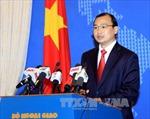 Yêu cầu Trung Quốc chấm dứt hoạt động xâm phạm ở Biển Đông