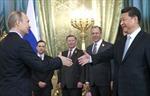 Nga - Trung sẽ ký tuyên bố chung về xây dựng liên minh kinh tế Âu-Á
