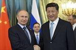 Nga-Trung ký hàng loạt thỏa thuận lớn
