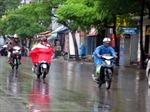 Mưa giông chấm dứt nắng nóng cho Đông Bắc Bộ