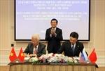 Chủ tịch nước Trương Tấn Sang tiếp Thống đốc tỉnh Moskva