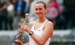 Kvitova vô địch đơn nữ Madrid Open 2015