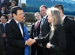 Chủ tịch nước Trương Tấn Sang thăm Cộng hòa Séc