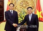 Tỉnh trưởng tỉnh Vân Nam, Trung Quốc thăm Việt Nam