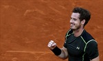Andy Murray đăng quang Madrid Masters
