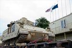 Mỹ - Gruzia tập trận tại căn cứ cũ của Nga