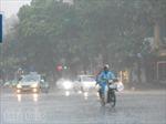 Bắc Trung Bộ mưa giông diện rộng