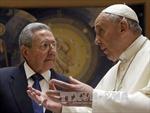 Giáo hoàng sẽ thăm Cuba vào tháng 9