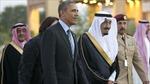 Mỹ, Saudi Arabia bàn về hội nghị Mỹ-GCC