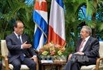 Pháp kêu gọi Mỹ dỡ bỏ cấm vận chống Cuba