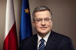 Úng viên đối lập về nhất vòng một bầu cử Tổng thống Ba Lan