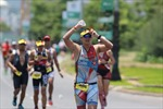 Người nổi tiếng chinh phục thành công thử thách Ironman 70.3 Việt Nam