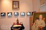 Không gian Hồ Chí Minh và tượng Bác tại thành phố Montreuil