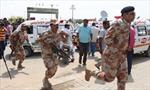 Thảm sát xe buýt ở Pakistan, 41 người bị bắn chết