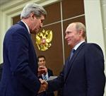 Cuộc hội kiến Kerry-Putin bên bờ Biển Đen