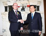 Các hoạt động trong ngày cuối cùng thăm Séc của Chủ tịch nước
