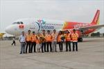 VietJet đón nhận thêm máy bay A320 mới
