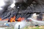 45 người chết cháy trong xưởng giày dép Philippines